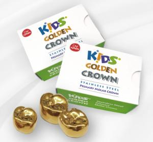 Kids Golden Crown 신규 출시